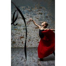 Як вибрати стрічку для художньої гімнастики?