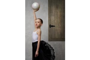 Як вибрати м'яч для художньої гімнастики?