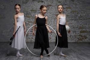 Як вибрати обруч для художньої гімнастики?