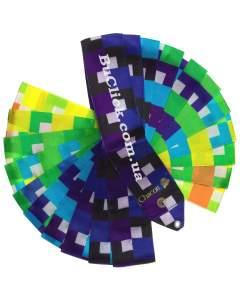 Гимнастическая лента 5 м Chacott Infinity цвет 479. Ежевика (BlackBerry)