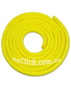 Скакалка 2,5 метра Sasaki модель MJ-240 цвет Желто-Лимонный MJ-240-LEY