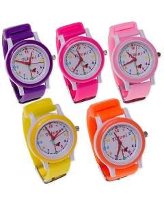 Часы Tuloni модель Гимнастка ремешок Плоский T0201-1