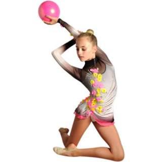 М'яч 16 см Pastorelli HV колір Рожевий Артикул 02064