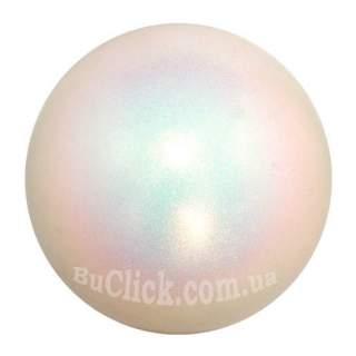 М'яч 16 см Pastorelli HV колір Білий Артикул 02088