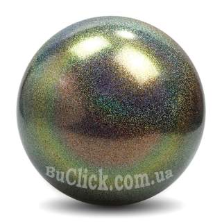 М'яч 16 см Pastorelli HV колір Галактика AB (Galaxy AB) Артикул 03031