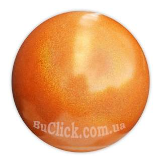 М'яч 18 см Pastorelli HV колір Африканський Захід (African Sunset) 03873