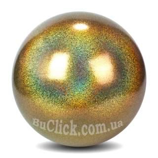 М'яч 16 см Pastorelli HV колір Латунь (Brass) Артикул 03907