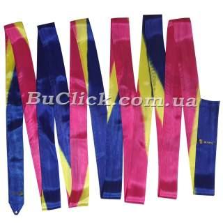 Гімнастична стрічка 6 м Chacott колір 248. Пурпуровий (Magenta)