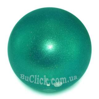 М'яч 18,5 см Chacott Jewelry колір 537. Смарагдовий (Emerald)