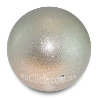 М'яч 18,5 см Chacott Jewelry колір 598. Срібний (Silver)