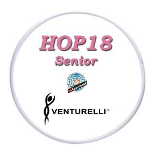 Обруч Venturelli модель HOP18 Senior