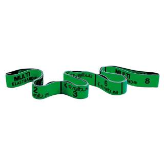 Гума для розтяжки Sveltus Multi Elastiband 10 кг колір Зелений S0103