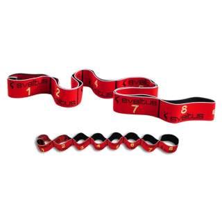Гума для розтяжки Sveltus Elastiband 10 кг колір Червоний S0142