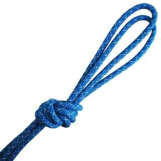 Скакалка Pastorelli модель Metal колір Блакитний-Срібний 00122