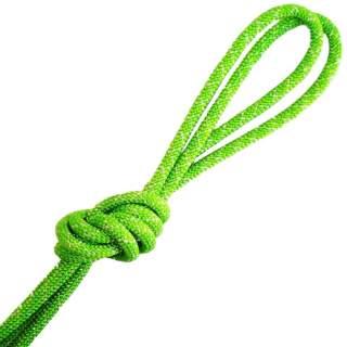 Скакалка Pastorelli модель Metal колір Зелений-Срібний 00128