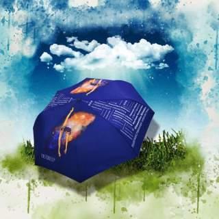 Парасолька Pastorelli модель Freedom колір Синій 03933