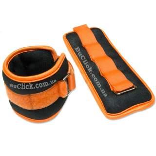 Обважнювачі для ніг і рук Tuloni вага 200 гр T0132-400