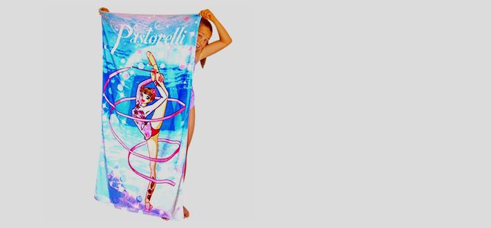 Полотенце для гимнастики