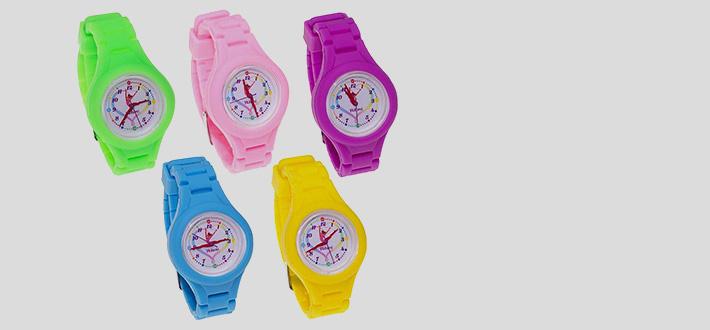 Часы с гимнасткикой